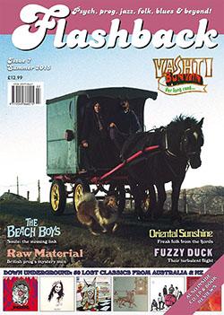 Flashback Issue 7 - Summer 2015. PDF Download
