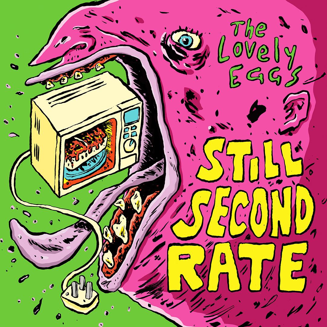 "Still Second Rate 7"""