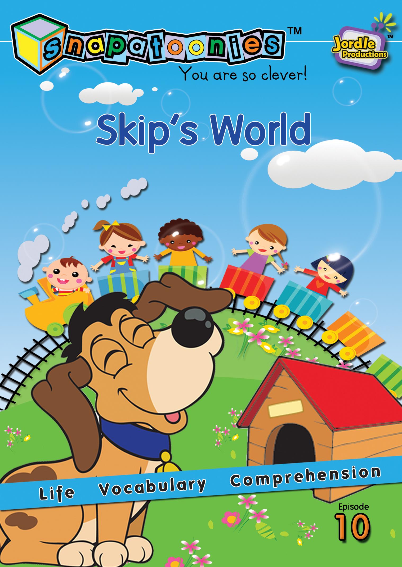 Snapatoonies Skip's World